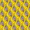 バナナチョコ 1000x1000pix size