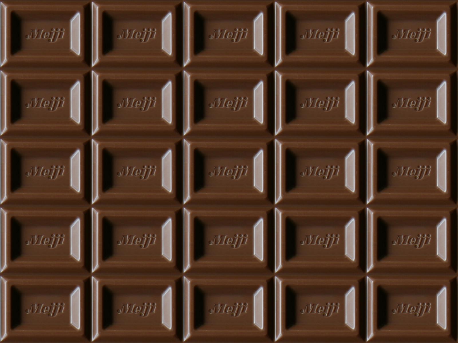 明治チョコレート 大きめ 1600x1600pix size