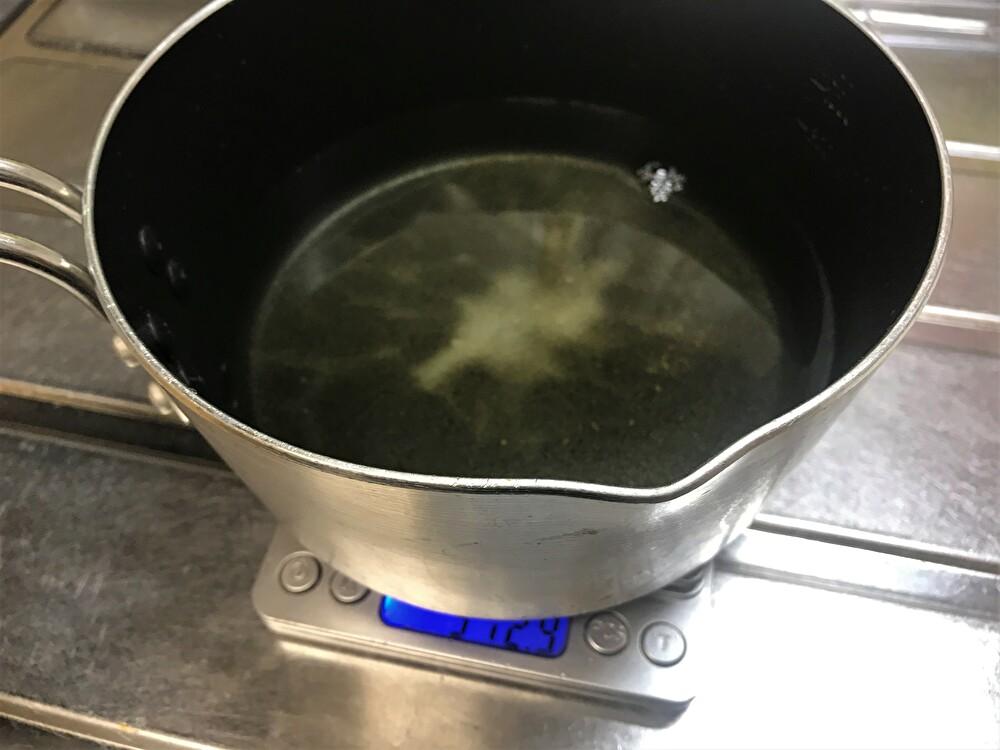 ピクルス液 測り方