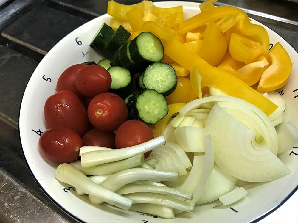 ピクルス液 野菜