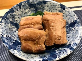 豚の角煮 豚バラ肉 角煮