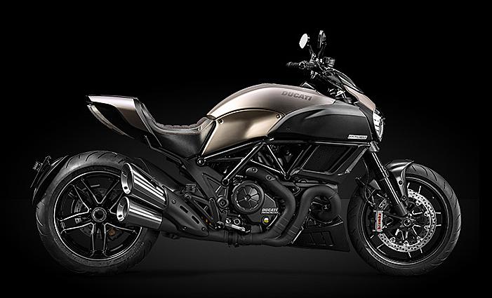 Diavel Titanium Ducati
