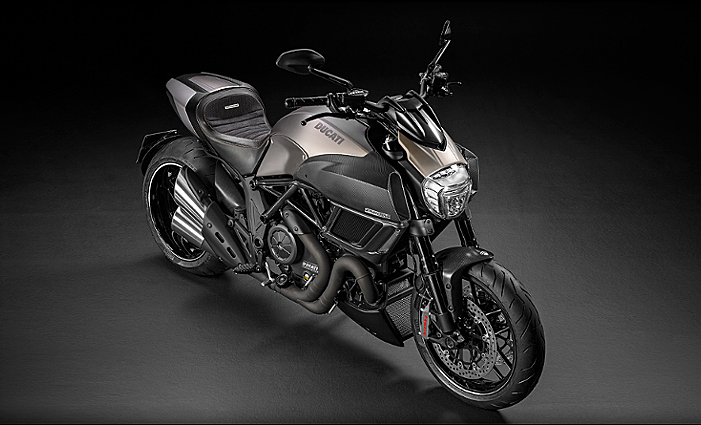 Diavel Titanium Ducati India
