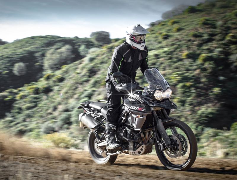 Triumph New Tiger XCx 2015