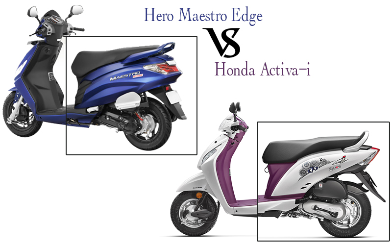 Maestro Edge vs Activa i Design and Style