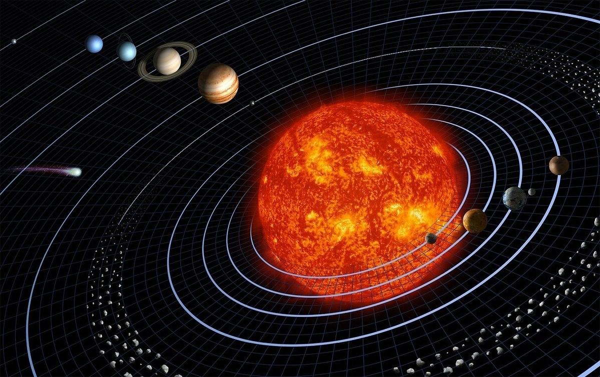 太陽系宇宙