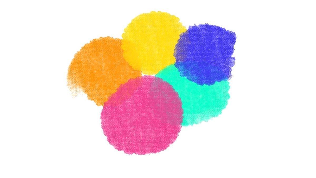 RGBモードの色表現
