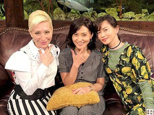 LISA(m-flo)、金子恵美、長谷川京子、グータンヌーボ2画面