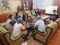 茨木市長と意見交流