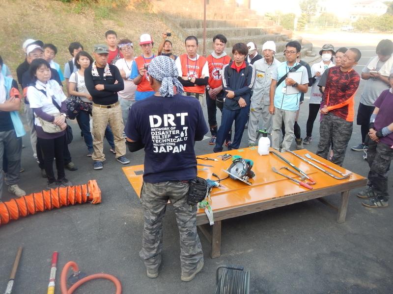 テクニカルボランティアの講習会in倉敷市