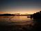 夕日の綺麗な宇和島