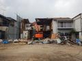 解体が進む小屋浦地区