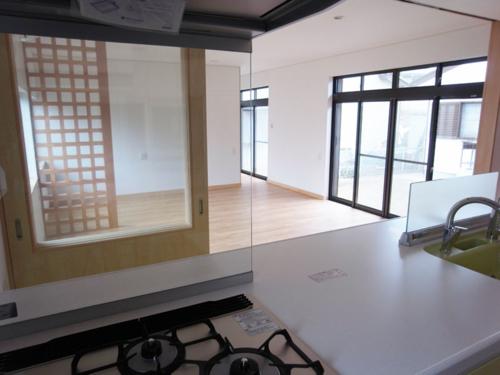 F邸改修工事 工事完了2 名古屋設計事務所