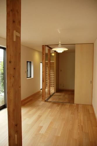 F邸改修工事 工事完了 名古屋設計事務所