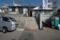 高座台のツインハウス 道路からの外観 名古屋設計事務所