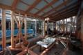 吉良町のコートハウス リビング 名古屋設計事務所