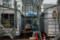 吉良町のコートハウス 中庭部分 名古屋設計事務所