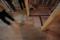 高座台のツインハウス フローリング ナラ無垢材 名古屋設計事務所