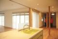 F邸改修工事 カーテン取り付け3 名古屋設計事務所