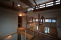 訪問記 スキップフロアのリビングを持つ住宅1 名古屋設計事務所