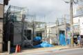 吉良町のコートハウス 外観昼間 名古屋設計事務所