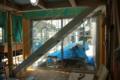 吉良町のコートハウス 鉄骨階段 名古屋設計事務所