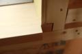 サッシ面台納まり 名古屋設計事務所