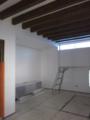 津のコートハウス 天井梁