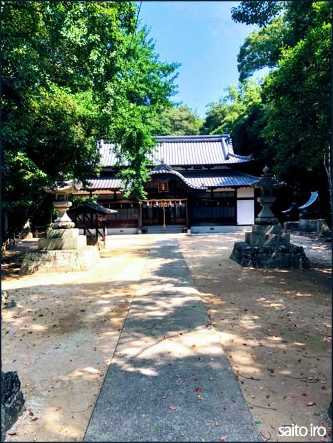 伊予市内の神社