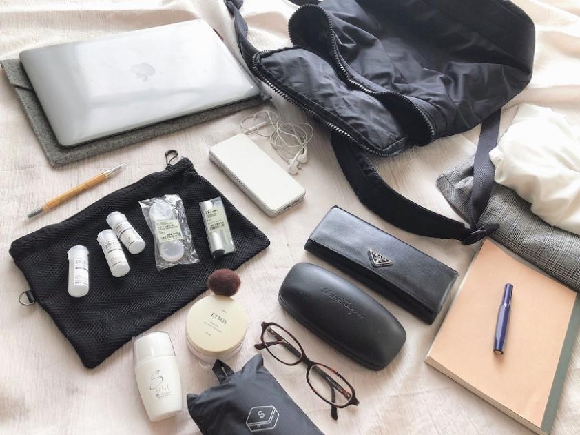 旅の準備服