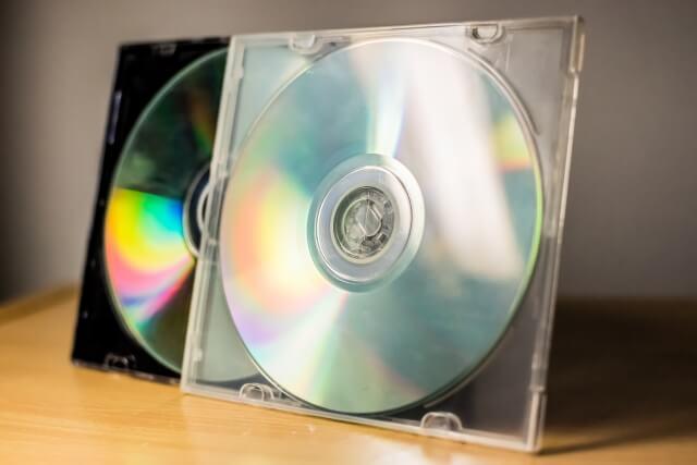DVDの予約