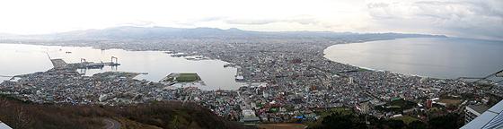 本当は美しい函館