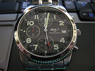 腕時計(全日空のオマケであり、松久氏とは関係ありません)