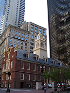 ボストンにて