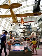 飛行機のパラダイス(所沢航空記念公園)
