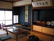 柳田國男が使った部屋。先生はどんな質問をしたのかな