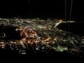 函館山から(C960Z, 露出1/2秒, ISO500)