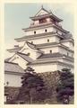 7611 鶴ヶ城(会津若松)