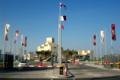 [qatar]オープンが近づき、入り口のバリケードがなくなったイスラム美術博物
