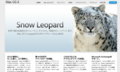 [apple]Snow Leopardは8月28日発売