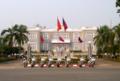 [lao]ピーマイ前日の大統領官邸