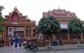 [china]景洪市内のタイ寺院