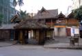 [china]景洪市内にあった伝統家屋