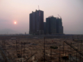 [china]景洪でも大規模不動産開発が行われている