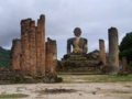 [lao]Wat Phiavatの仏像