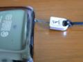 [apple]iPhoneの直付けストラップ