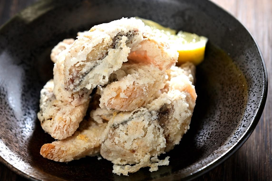 魚のプロができるだけ手抜きをして「サバの竜田揚け」をサクサクに作ってみた【魚屋三代目】