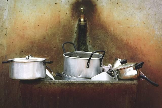 茹で汁を捨てる、具体的な調理法