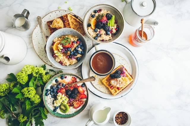 サカトの朝食はこんな感じです【1時間サプリメント祭り】