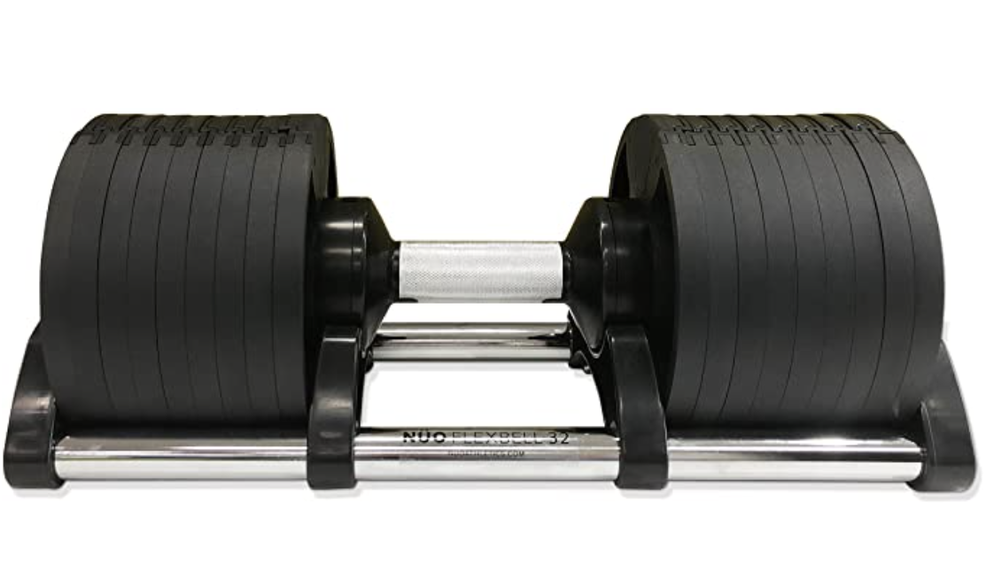 東急スポーツオアシス 可変式ダンベル 【20kg 6段階】【32kg 9段階】 1個販売 FLEXBELL (フレックスベル)
